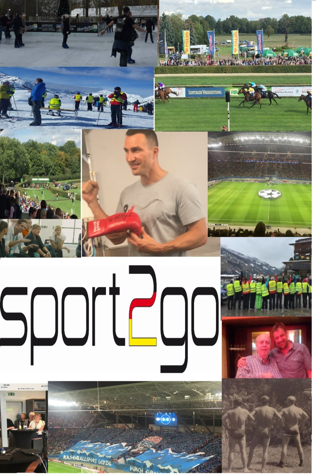 Sport2go Sport-Spezialisten on top